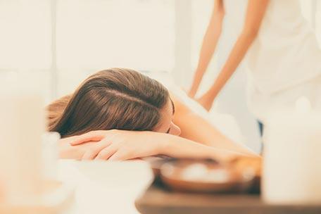 Massage libération relaxant