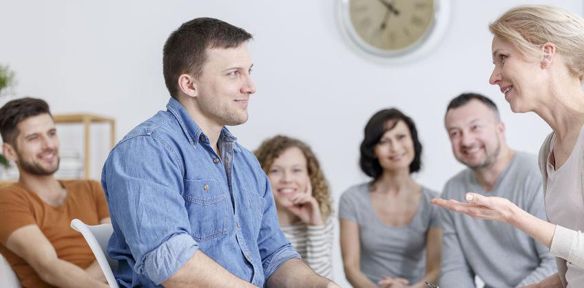 Atelier en groupe de développement personnel